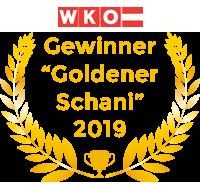 """Restaurant Jussi erhällt Auszeichnung """"Goldener Schani"""" 2019"""